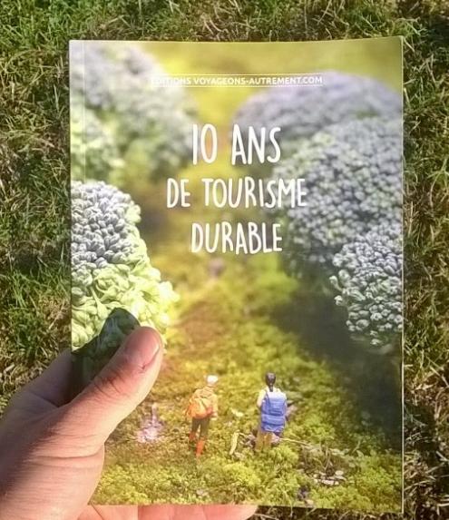 Livre 10 ans de tourisme durable