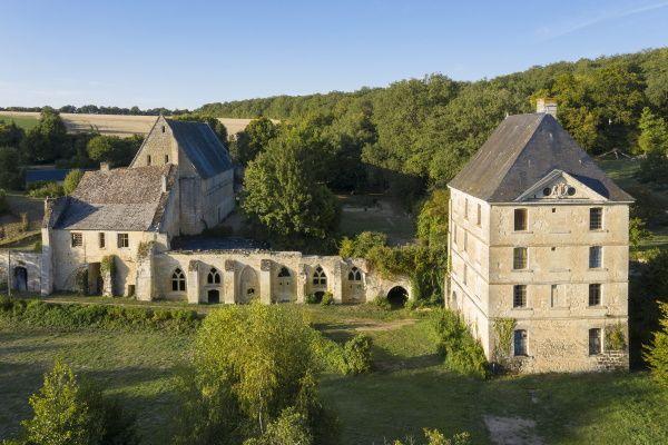 Bivouac à l'abbaye
