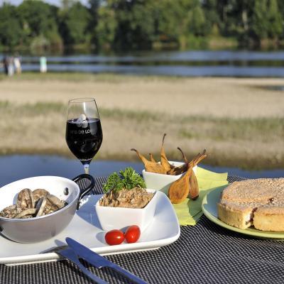 Séjour nature et gastronomie en Touraine