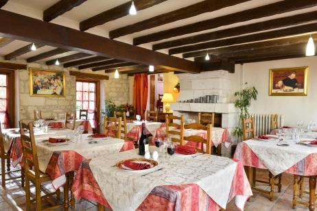 Restaurant du manoir de la Giraudière