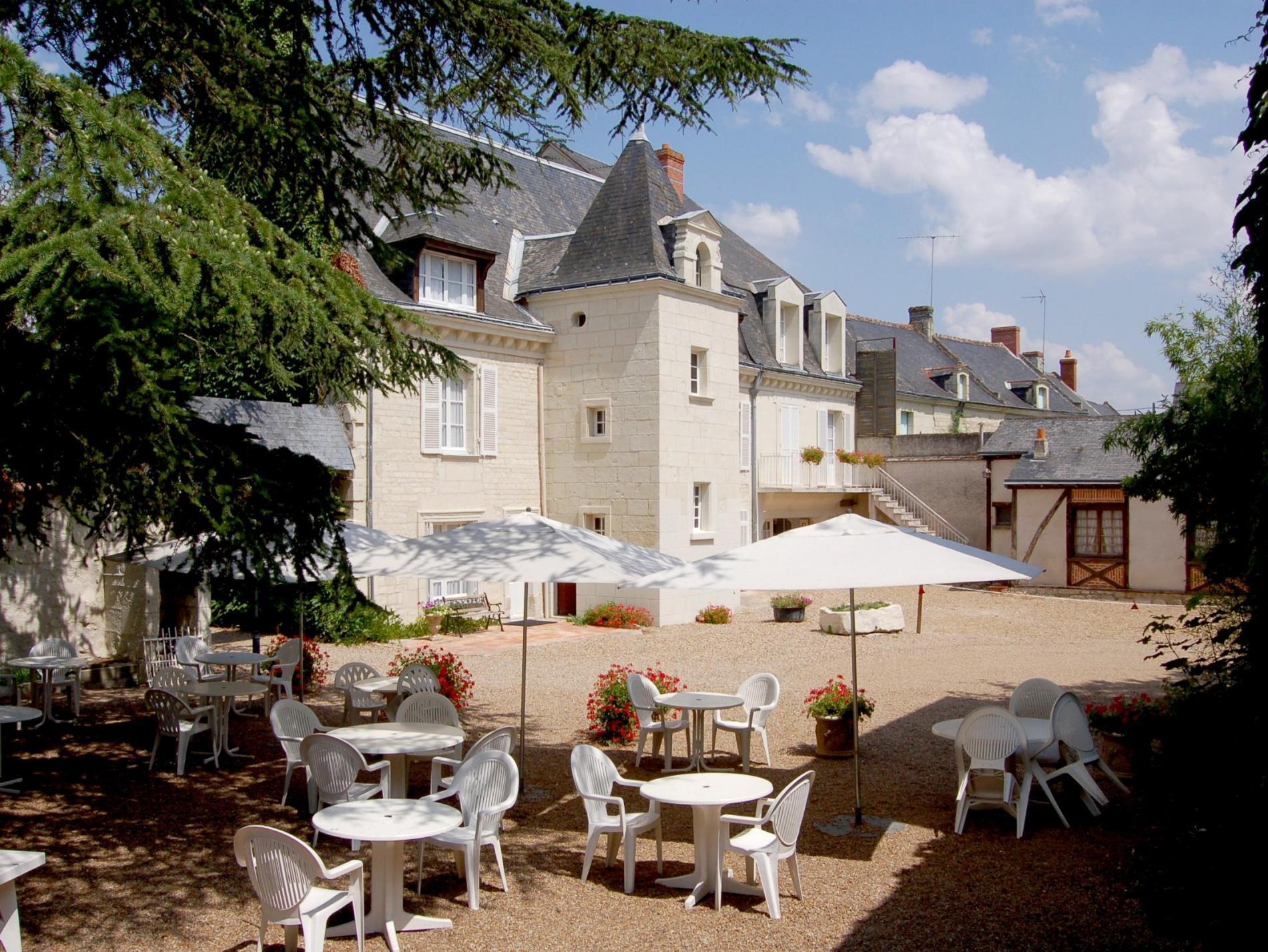 Manoir de la Giraudière - Hotel de charme entre Saumur et Chinon