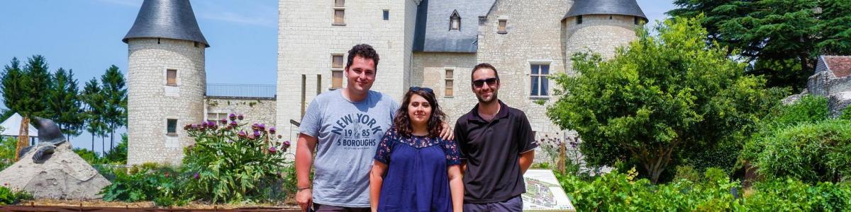 Chateau du rivau en Touraine