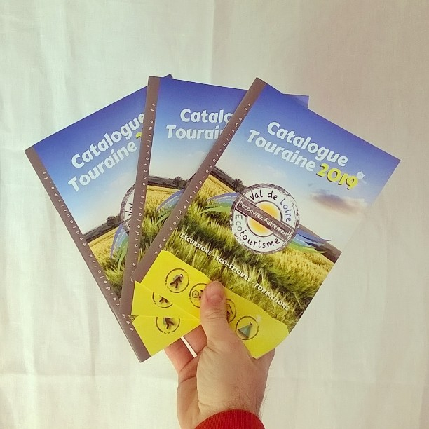 Catalogue ecotourisme en touraine 2019