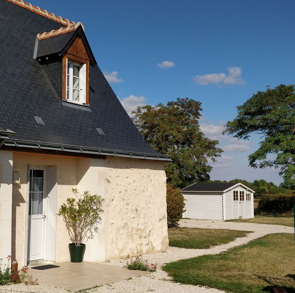 Gîte Mamélie en Touraine