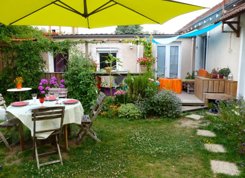 A table chez Valérie, table d'hôte en Touraine