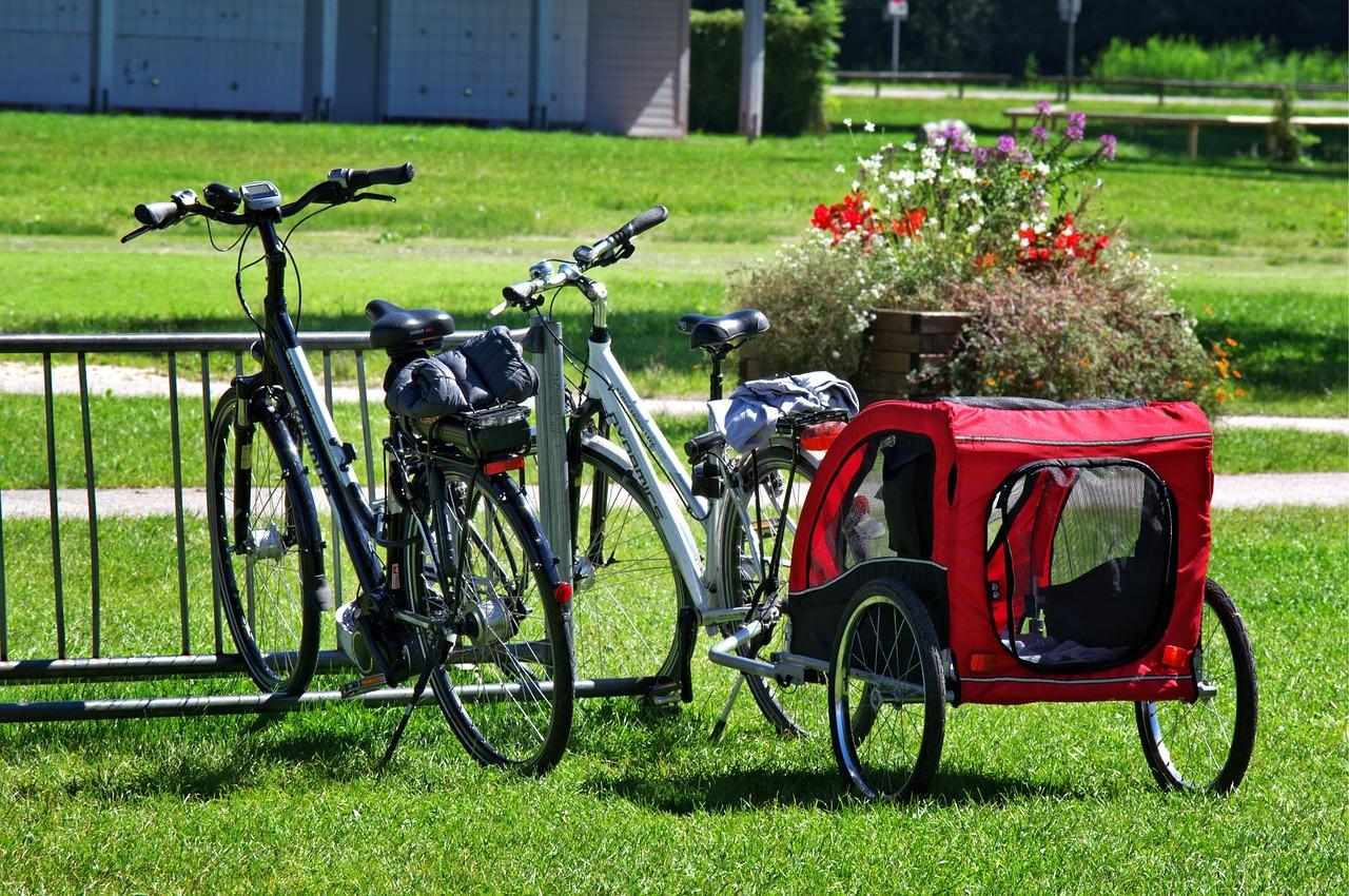 Vélos pour sortie Nature