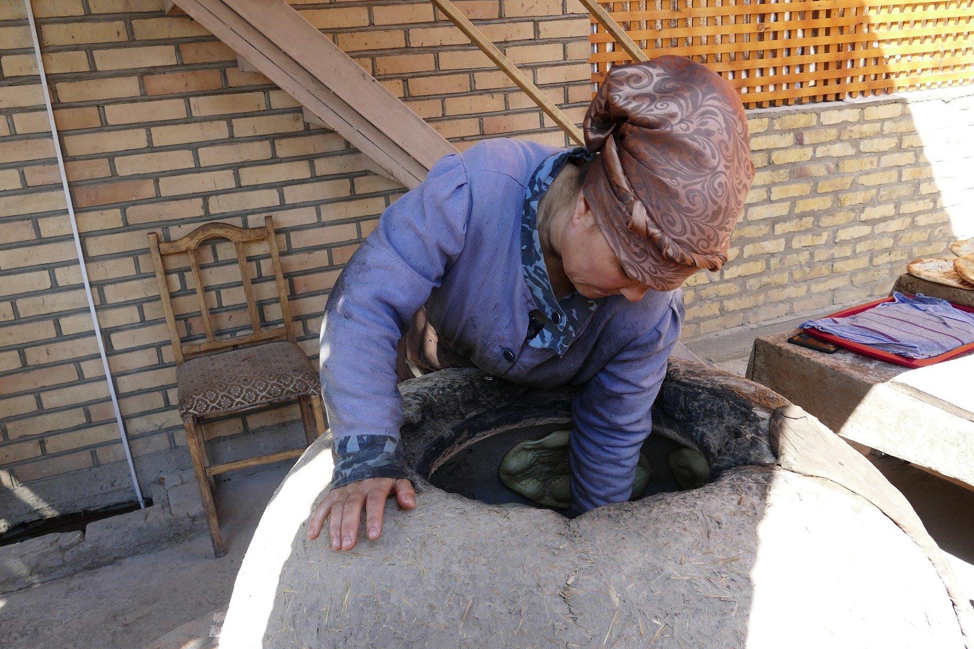 Artisanat en Ouzbékistan en séjour écotourisme