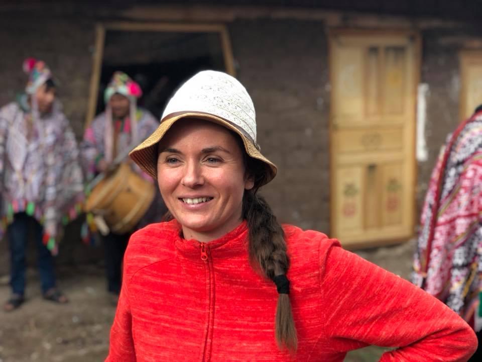 Camille - Ecotourisme Pérou