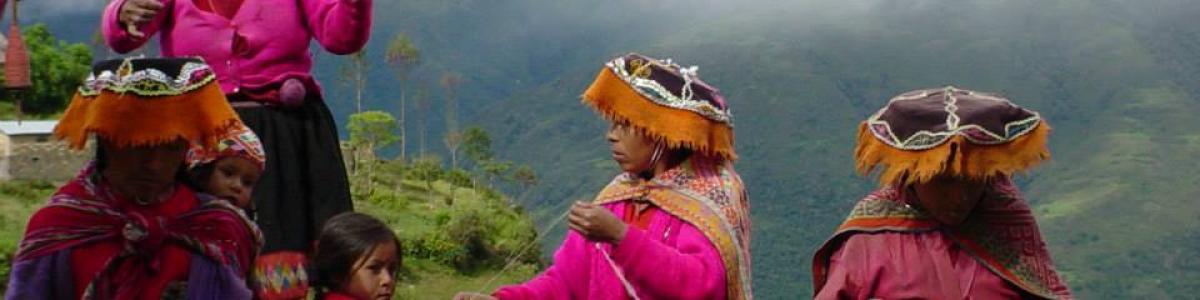 Cusco comunidades