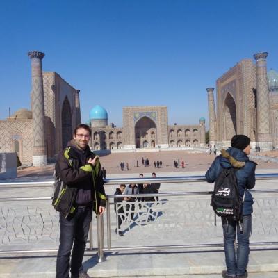 Samarcande voyage responsable en Ouzbékistan