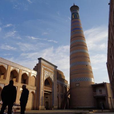 Eco séjour en ouzbékistan avec un guide