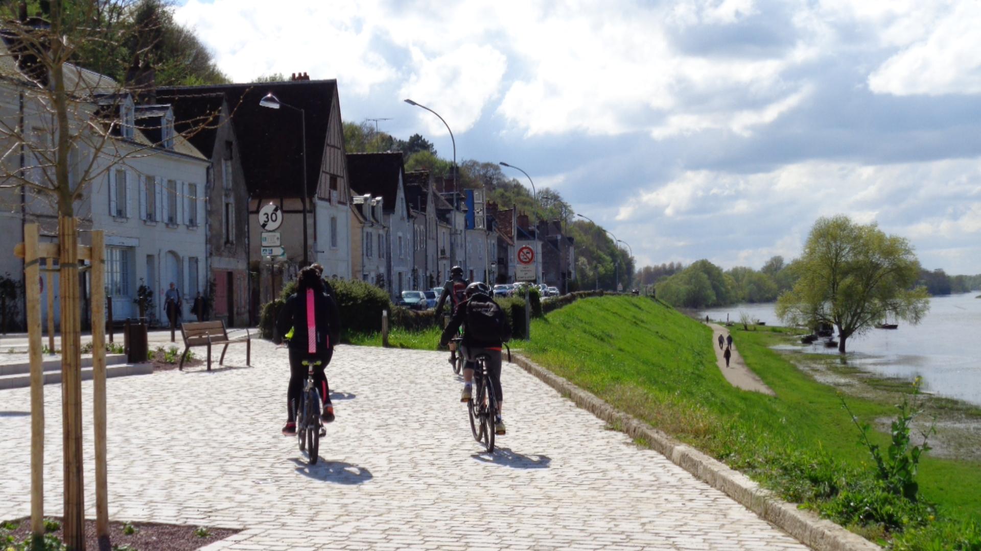 Séjour nature à vélo en Touraine val de loire