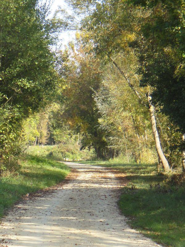 Séjour randonnée nature en touraine