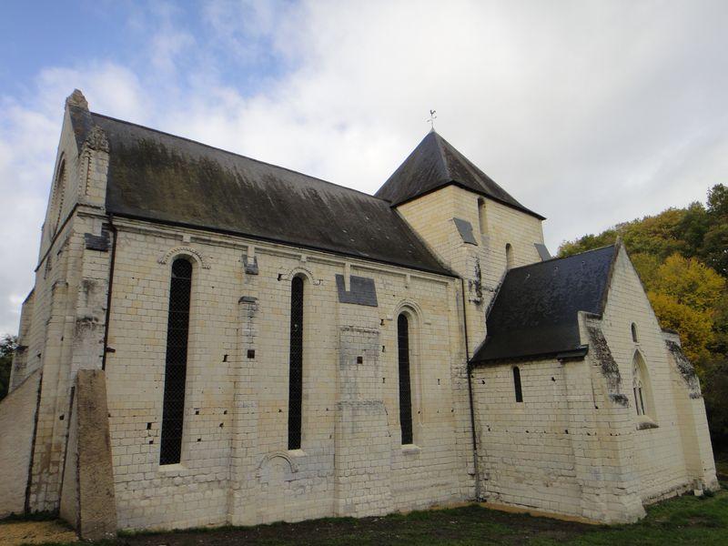 Eglise remarquable de Touraine