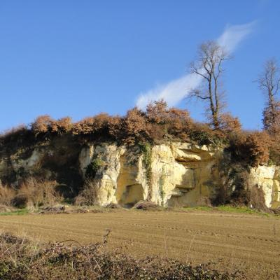 Formation géologie - turonien superieur