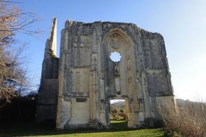 Excursion patrimoine oublié - Douceurs de ruines Val de loire écotourisme