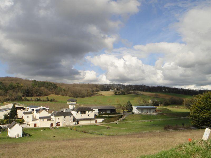Formation paysages et géologie en Touraine