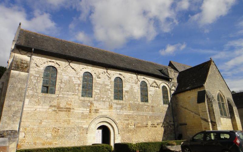 Sanctuaire Carolingien