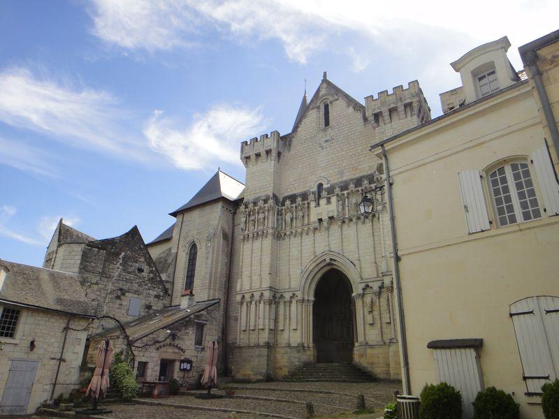 Visite de Candes saint martin