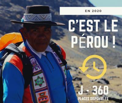 Voyage nature au Pérou avec val de loire écotourisme