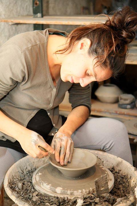 Aurélie Mulard, céramiste en Touraine