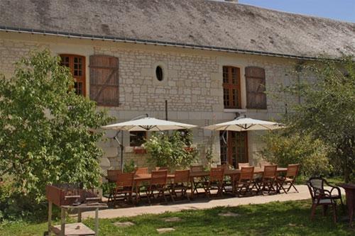 Eco-gîte à Lerné en Indre-et-Loire (37)