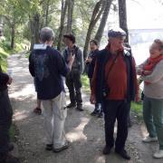 Balade nature autour du lac de chemille en Touraine