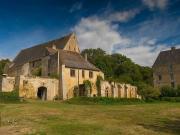 L abbaye de la clarte dieu capdecom mathieu gresteau bd