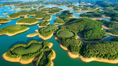Lac thac ba 3