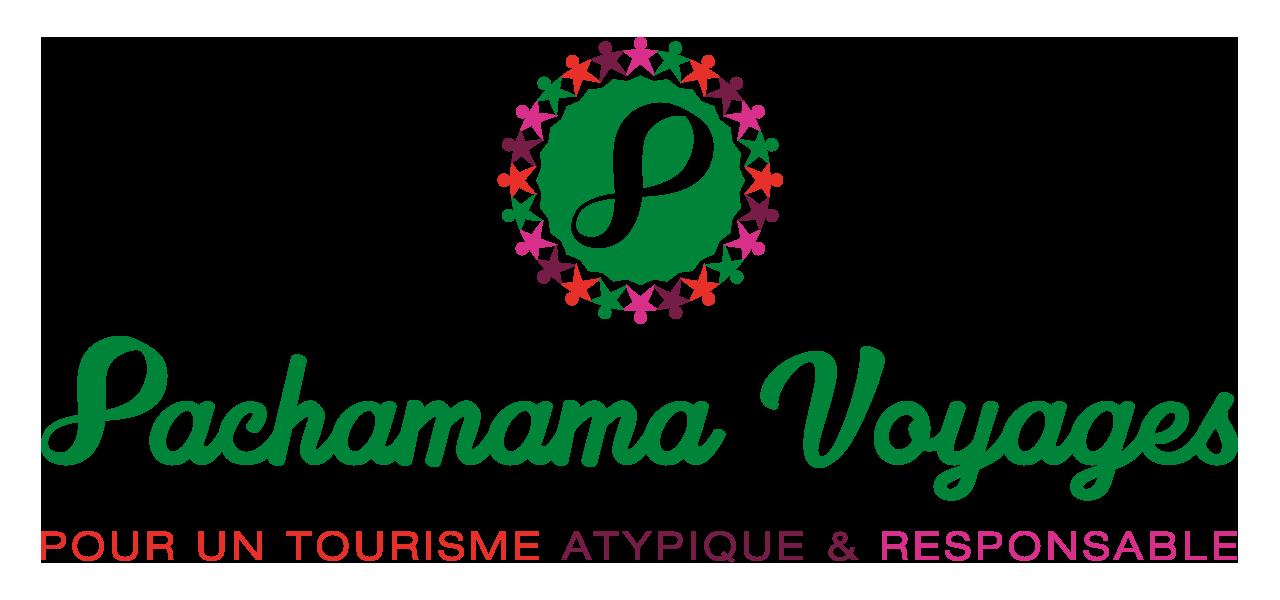 Logo pachamama voyages