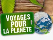 Logo voyage pour la planete 3
