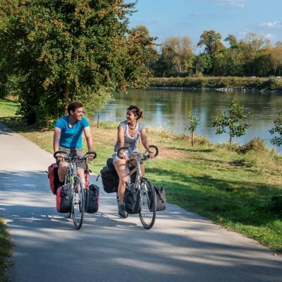 Bords de Loire à vélo - CRT Val de loire ddarrault