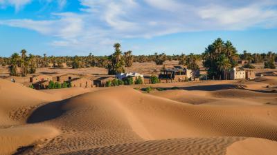 Maroc désert