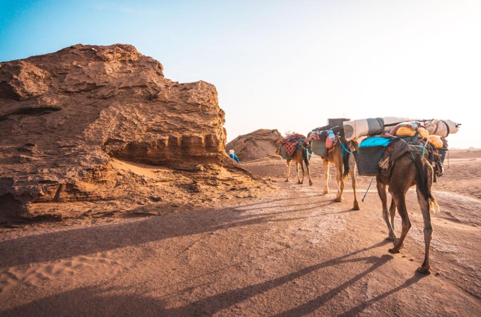 Trek nature au Maroc