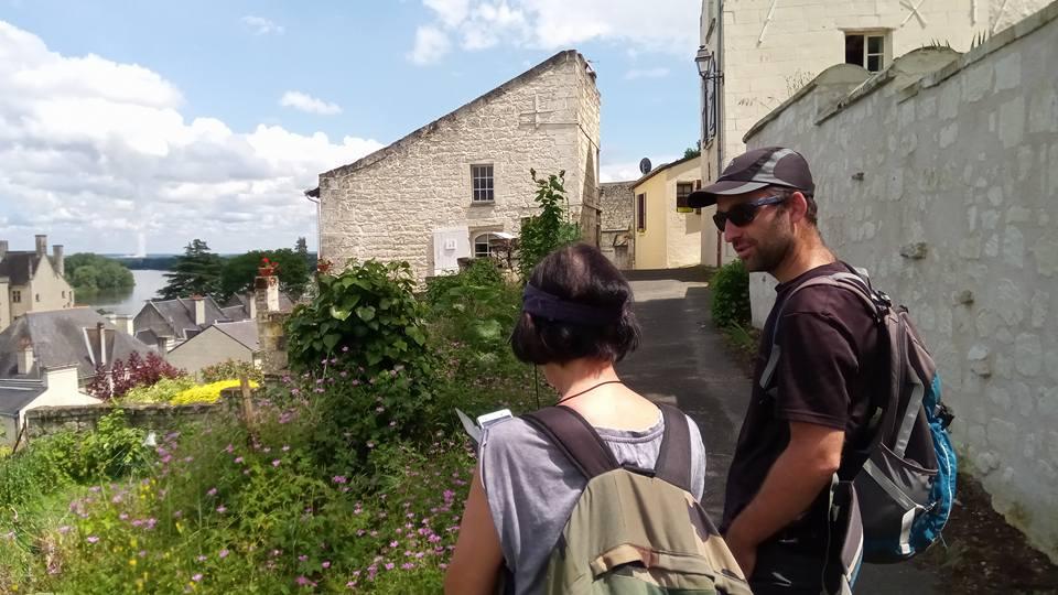 Visite de village