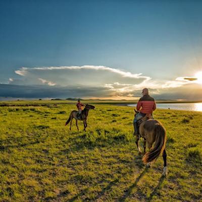 Ouzbékistan à cheval
