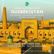 Découvrez l'Ouzbékistan avec l'écotourisme