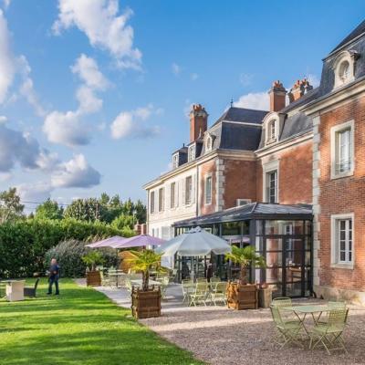 Domaine des Thomeaux en Touraine week end nature