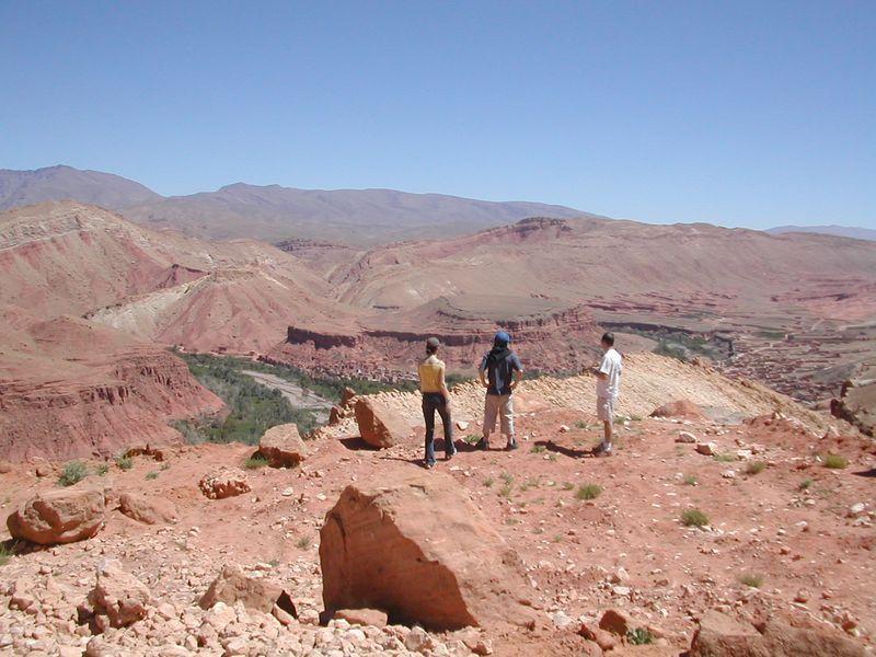 Séjour nature au Maroc