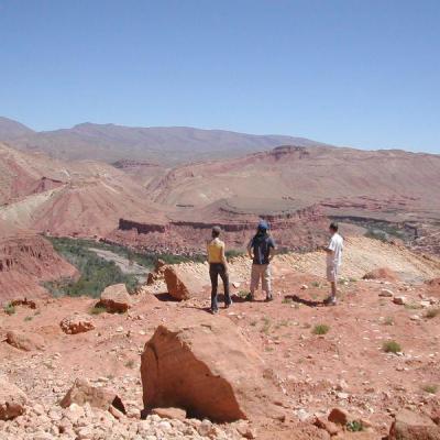 Vacances en famille au Maroc