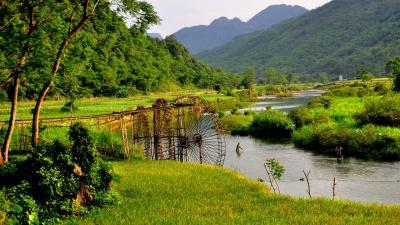 Reserve naturelle pu luong 2