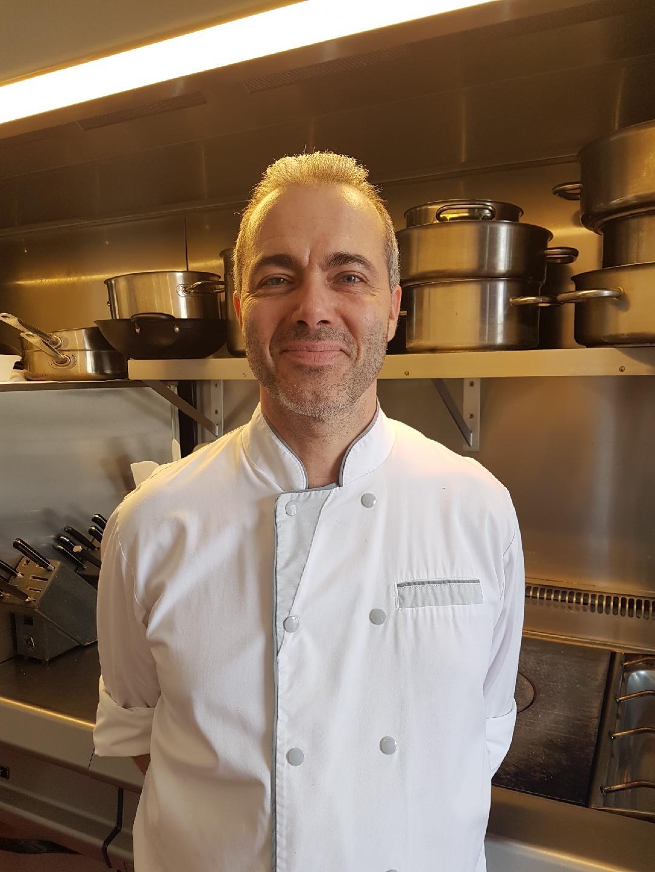 Jean Jacques, votre chef cuisinier