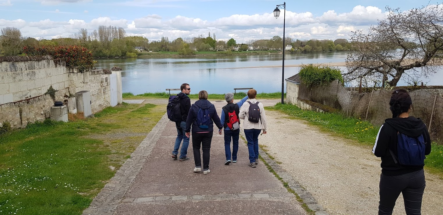 Excursion sur les bords de Loire