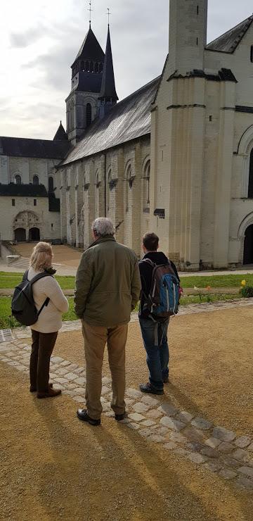 P'tite visite de Fontevraud