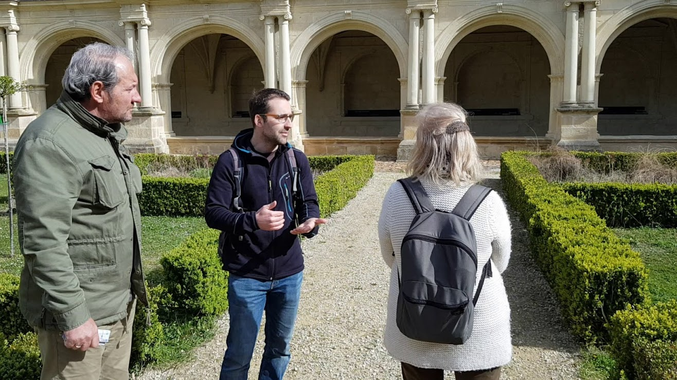 Visite guidée de Fontevraud