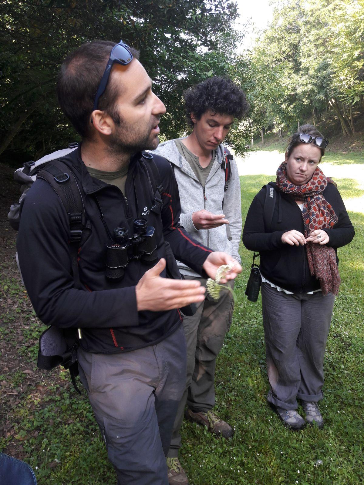 Grégoire Paquet - votre éco-guide