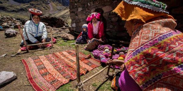 Tejedoras - Voyage au Pérou