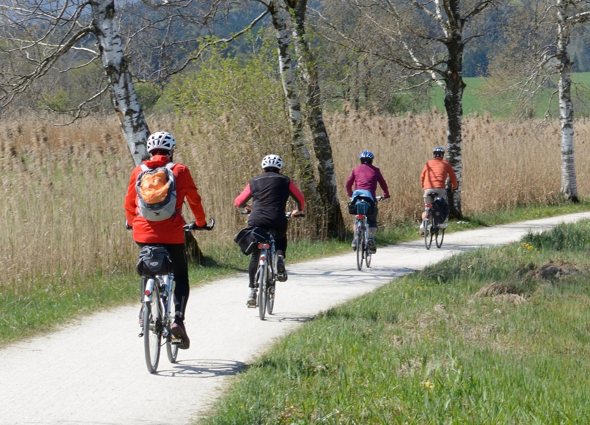 Séjour nature à vélo à Tours en Touraine val de loire