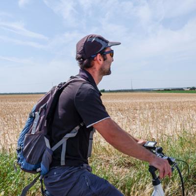 Week end nature à vélo en val de loire - voyageurs francais