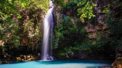 Water fall 2355759 1280